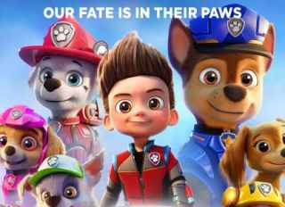 Paw Patrol: The Movie assets