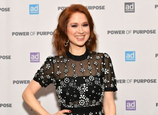 Ellie Kemper at the 2019 Ad Council Dinner