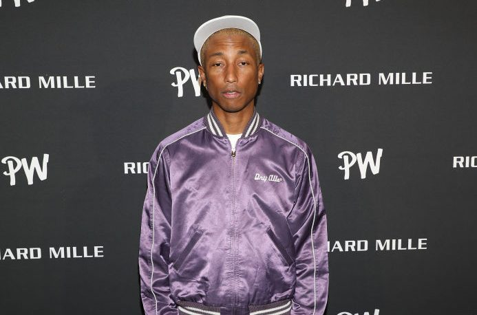 Richard Mille 52-05 Pharell Williams Launch At Bevy Bar At Restaurant The Swan