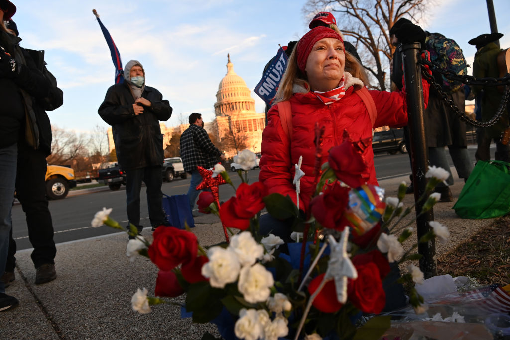 U.S. Capitol aftermath - Washington, DC