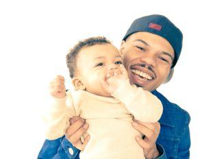 Taylor Bennett SheaMoisture Celebrates Black Dads Through the Sounds of Fatherhood