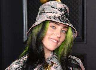 Billie Eilish at the 63rd Annual GRAMMY Awards – Media Room