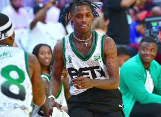 Famous Dex at the 6th Annual BET Experience At L.A. LIVE Presented By Coca-Cola