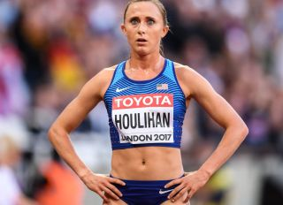 Shelby Houlihan at the IAAF World Athletics Championships 2017 - Day 7