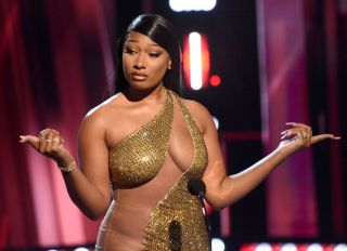 Megan Thee Stallion at the 2021 iHeartRadio Music Awards – Show
