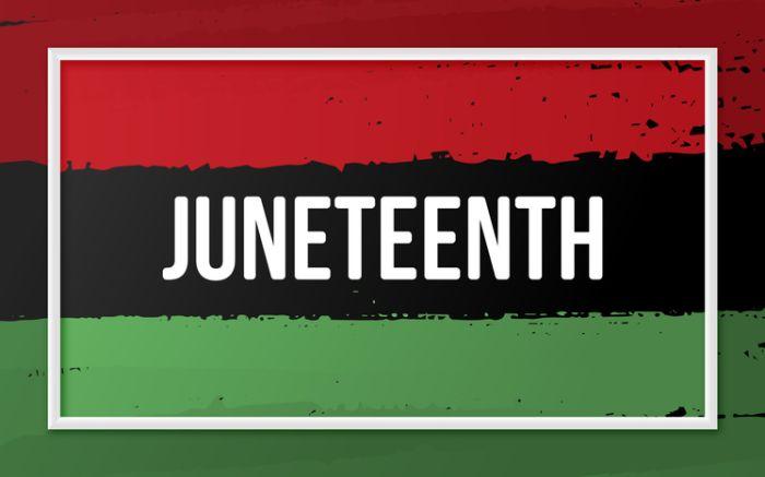 Juneteenth Background