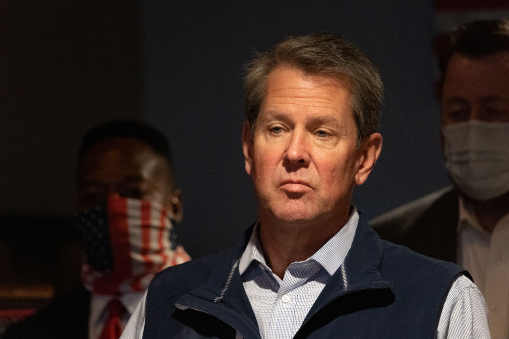 Ritz, Please: Georgia Governor Brian Kemp Blocks Juneteenth From Being Paid Holiday For State Employees