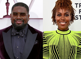 Lil Rel Howery and DeWanda Wise