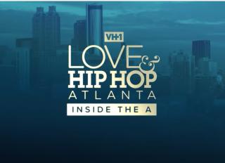 Love and Hip Hop: Inside The A logo