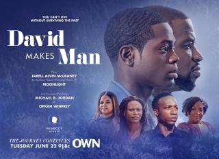 David Makes Man Season 2 key art