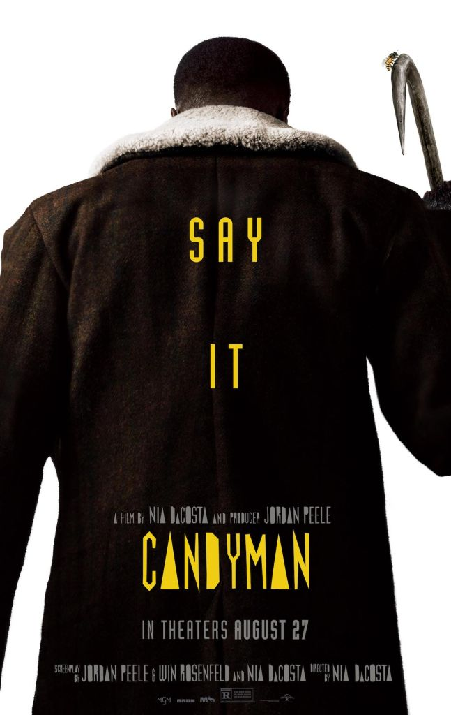 Please Don't Say His Name: 'Candyman' Morsel Yahya Abdul-Mateen II Slowly Spirals Into Honey-Dipped Horror In Scary New Trailer