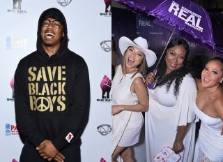 Nick cannon, the real, talk show