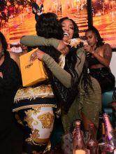 Porsha Williams Private Birthday Celebration