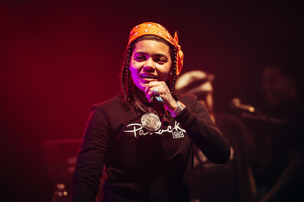 Young M.A Performs At Electric Brixton