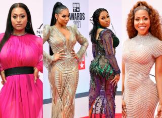 Jazmine Sullivan, Ashanti, Yung Miami, KJ Smith and more at the 2021 BET Awards
