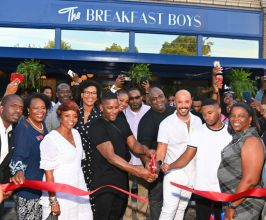 The Breakfast Boys Grand Opening Celebration