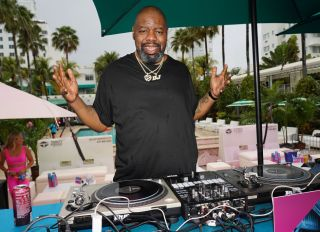 Biz Markie at the BACARDI Hosts Big Game Party With Meek Mill, Victor Cruz, Swizz Beatz And More