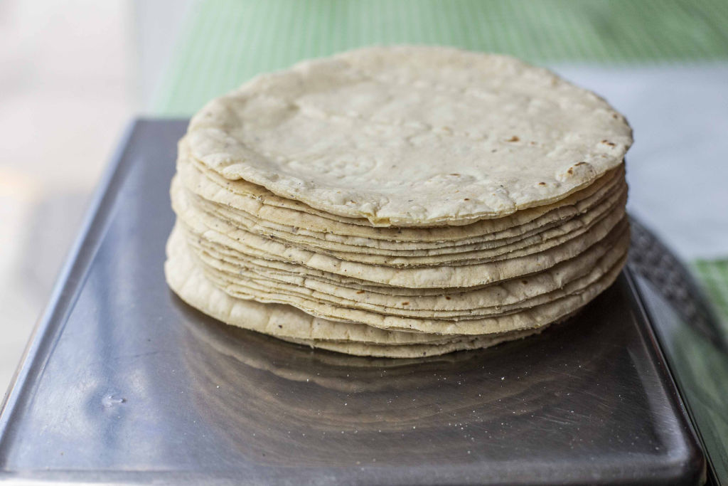 Inside A Tortilla Facility As Prices Rise