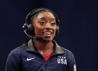 Simone Biles at the 2021 U.S. Olympic Trials - Gymnastics - Day 4
