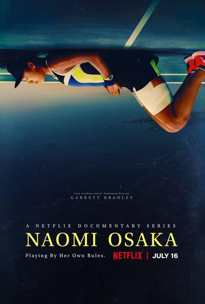 Naomi Osaka, Netflix Key Art and Stills