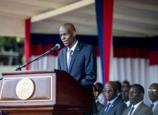 HAITI-POLITICS-ANNIVERSARY