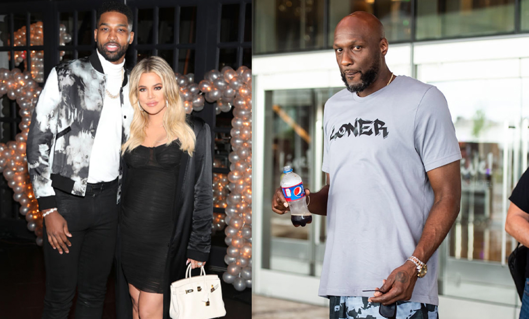 'Play If You Want!' Khloe's Ex Klown Tristan Kallously K*ck-Blocks Lamar Odom For Kommenting On Her Insta-Kakes