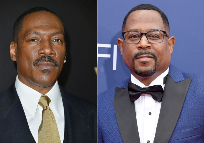 Eddie Murphy And Martin Lawrence
