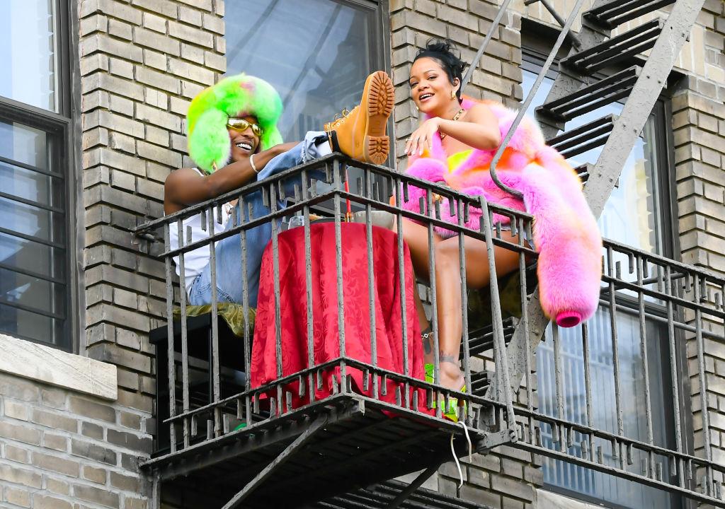 Celebrity Sightings In New York City - July 11, 2021