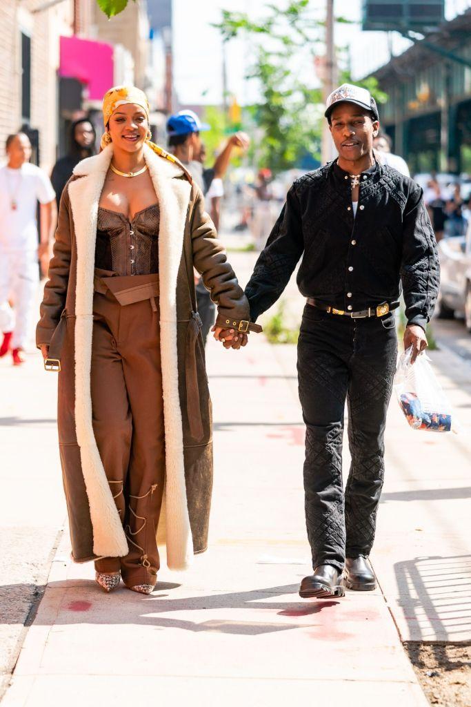 Celebrity Sightings In New York City - July 10, 2021