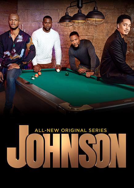 JOHNSON on Bounce TV