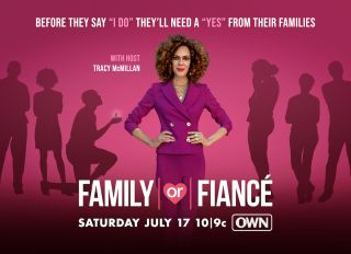 Family Or Fiance Key Art