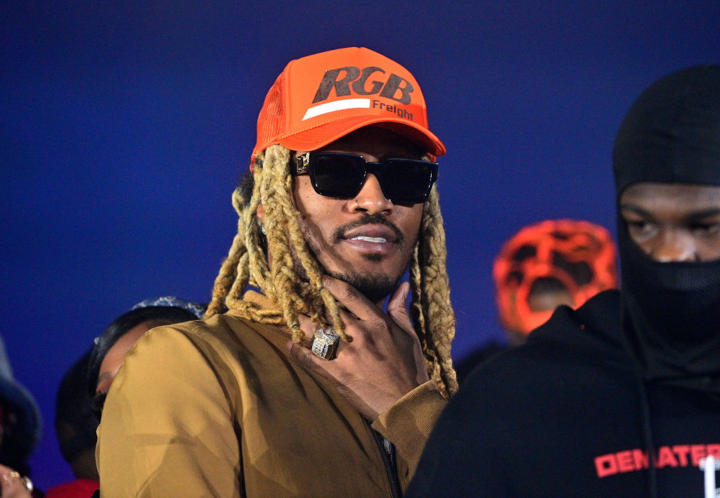 Basketball Weekend Takeover Hosted by Future & Money Bag Yo