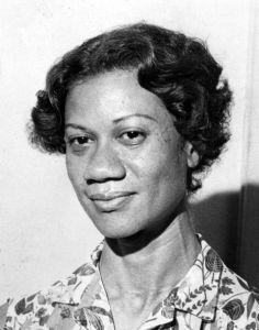 Gloria Richardson Portrait