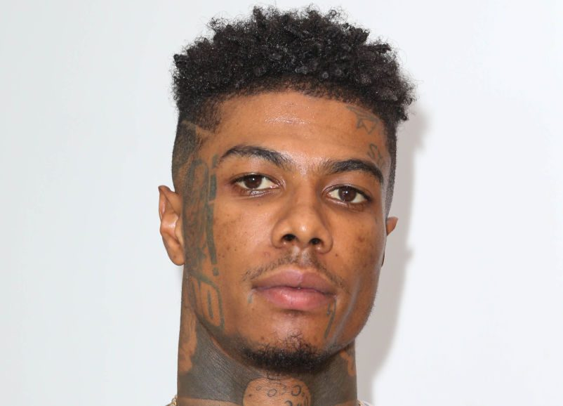 """""""Respect My Cryppin"""": Blueface Beats The Breaks Off Delusional Fan Who Bogarted His Way Into The Ring"""