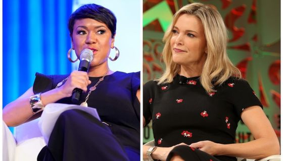 """White Jesus Fix It! Tiffany D. Cross Calls Out """"50-Year-Old"""" Bully And Blackface Connoisseur Megyn Kelly Over…"""