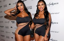 MADE Special Hosts Maxim Hot 100 Event Celebrating Teyana Taylor - Red Carpet