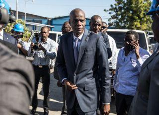 HAITI-POLITICS-POWER-PLANTS