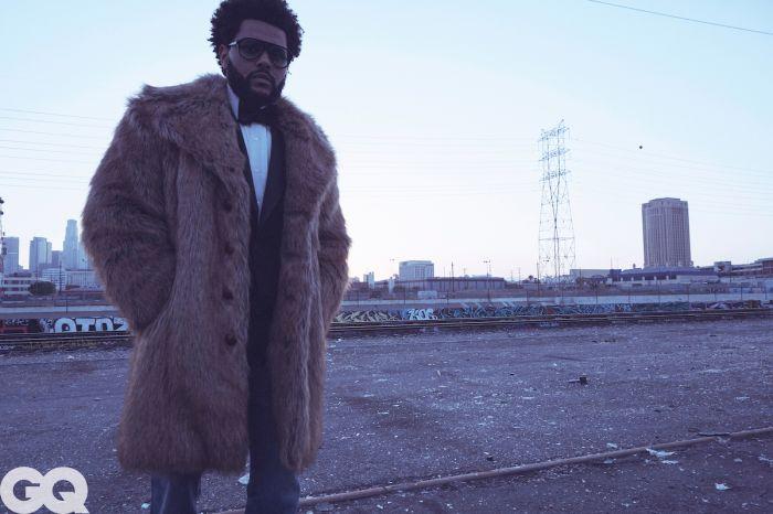 The Weeknd GQ Global Cover Story