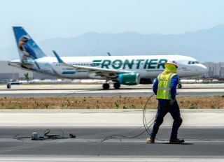 Ontario International Airport Runway and Taxiway Upgrades