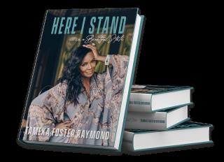 Tameka Foster Raymond's memoir 'Here I Stand... In A Beautiful State'