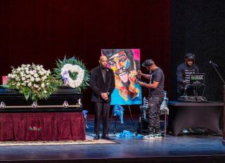 Funeral Services for Biz Markie