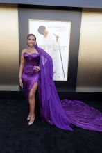 Jennifer Hudson at the RESPECT World Premiere In Los Angeles