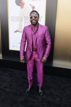 Anthony Hamilton at the RESPECT World Premiere In Los Angeles