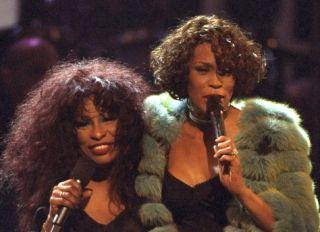 Whitney Houston VH1 Diva Concert