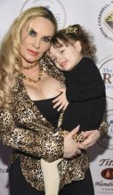 Coco Austin and daughter Chanel attend 'Bash for the Bulldogs' Benefit