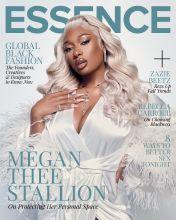 Megan Thee Stallion x ESSENCE