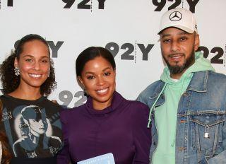 Mashonda Tifrere, Alicia Keys, And Swizz Beatz In Conversation With Dr. Shefali