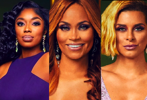Wenddy Osefo Vs. Gizelle Bryant and Robyn Dixon