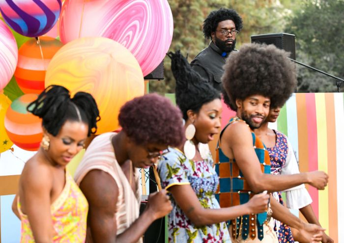 """Cinespia Special Screening Of Fox Searchlight And Hulu's """"Summer Of Soul"""" With Questlove"""