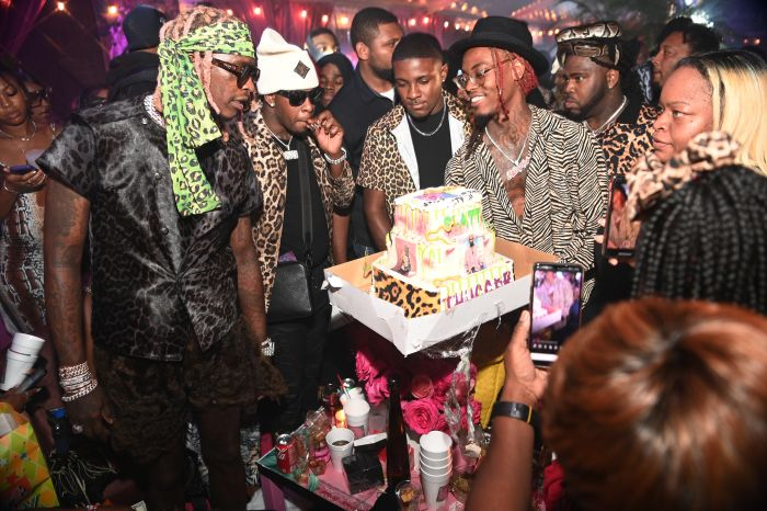 Young Thug's 30th Birthday
